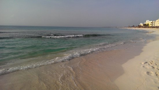 IBEROSTAR Paraíso Del Mar : absolutley wonderful beach.
