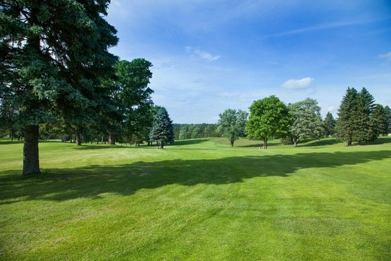Evergreen Resort: Golf course