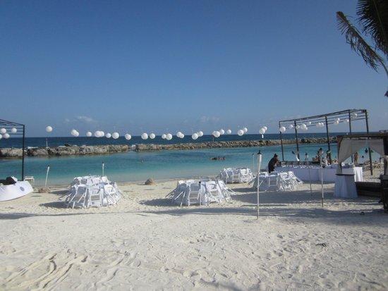 Hard Rock Hotel Riviera Maya: A beach wedding