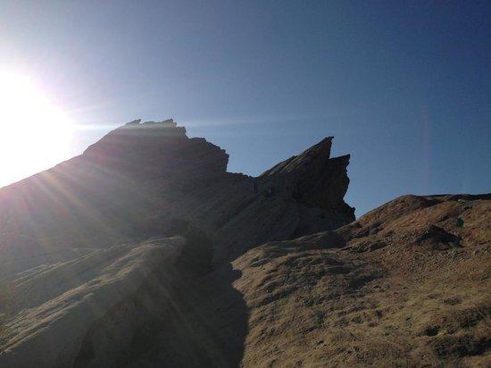 Vasquez Rocks Natural Area : Vasquez rocks afternoon
