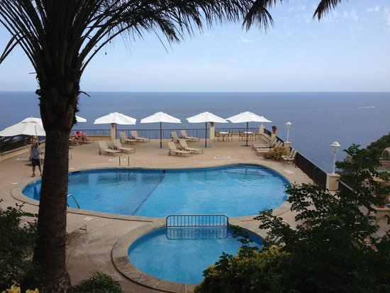 Hotel Mar i Vent: la piscine