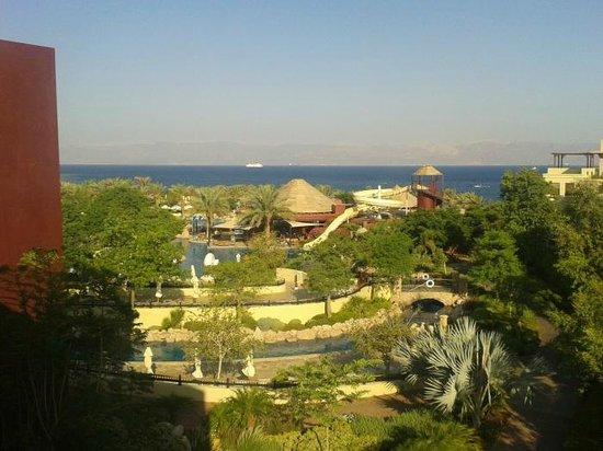 Movenpick Resort & Spa Tala Bay Aqaba: Family room sea view