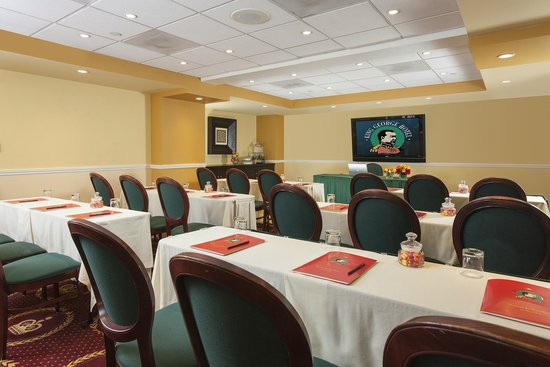 King George Hotel: Oxford Meeting Room
