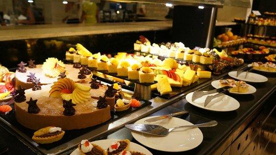 Cleopatra Luxury Resort Makadi Bay: dezerty