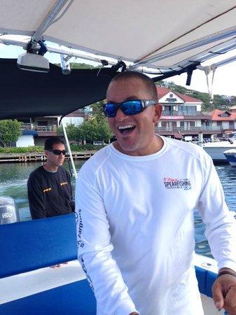 Virgin Islands Boat Rental: The Captain