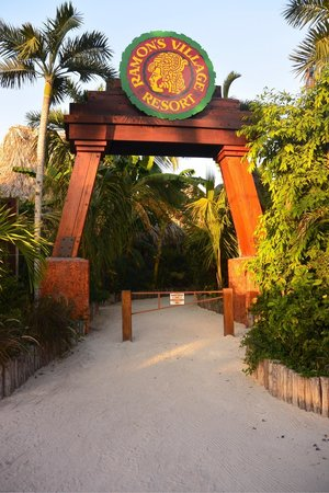 Ramon's Village Resort : The Gateway to Paradise.