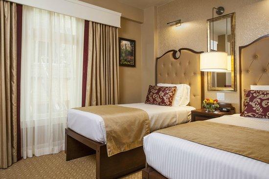 King George Hotel: Superior Twin Twin