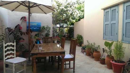 Casa Antica : Внутренний дворик