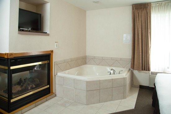 Evergreen Resort: Whirlpool room