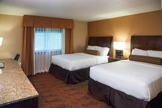 Evergreen Resort: One of our newly renovated rooms