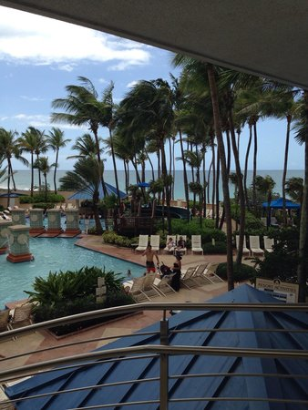 San Juan Marriott Resort & Stellaris Casino : I want to go back