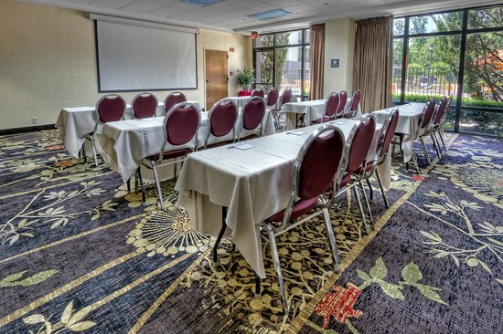Hampton Inn - Rocky Mount: Meeting Room