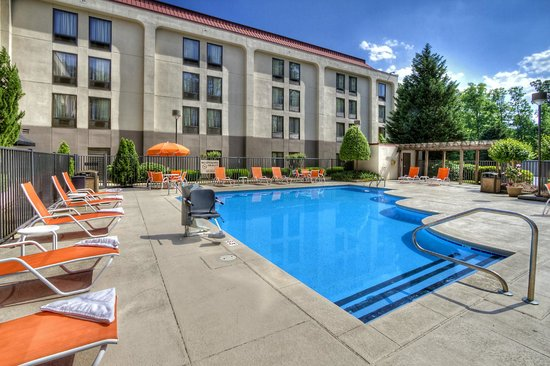 Hampton Inn - Rocky Mount: Pool