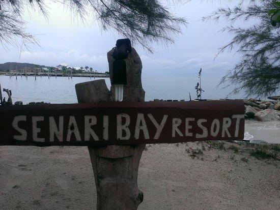 Senari Bay Resort: Ocean View