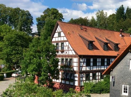 Hotel Goldener Hirsch: zum Wohlfühlen!