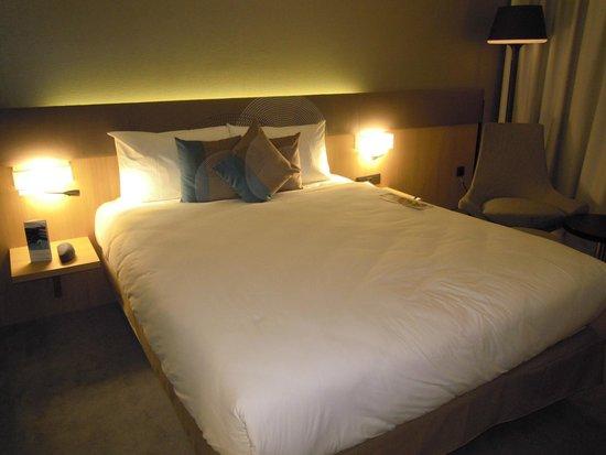Novotel London Wembley: Nice bed