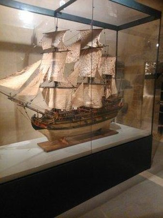 Musée national de la Marine : Miniatur.