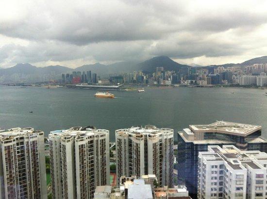 EAST Hong Kong: VUE CHAMBRE