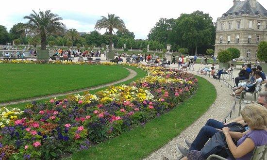Jardin du Luxembourg : Jardim de Luxemburgo