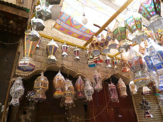 Aqua Blue Sharm Excursions - Day Tours: Lanterns in Cairo's oldest street