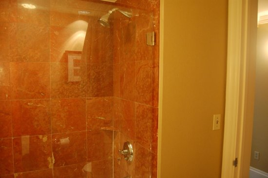Omni Royal Crescent Hotel: Salle de bain