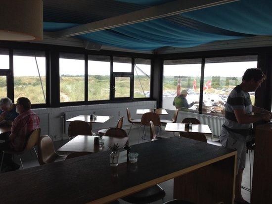 Restaurant De 2 Have : Interiør