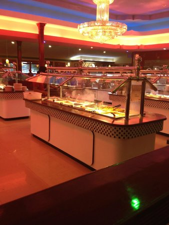 Hibachi Grill and Buffet
