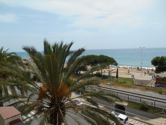 Aqua Hotel Promenade: Blick aus dem Balkon