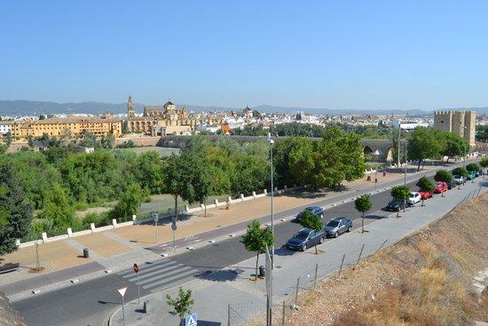 Hesperia Córdoba: VISTA DESDE LA HABITACIÓN