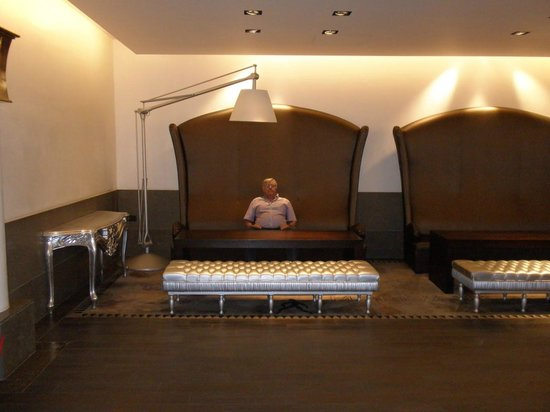 Marivaux Hotel : Salon
