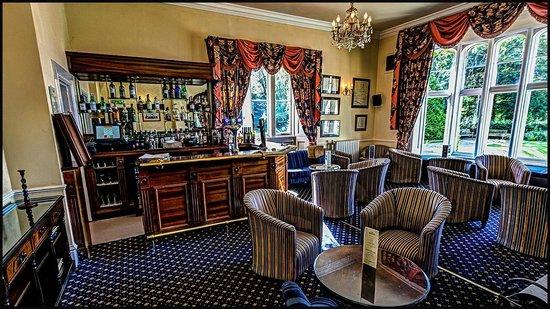 Parsonage Hotel & Spa: Hotel Bar