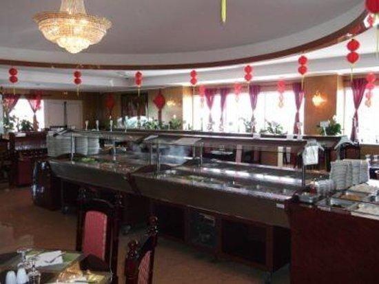 Restaurant Rouge Asiatique St Joseph