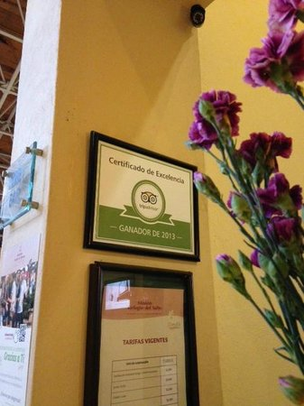 Mision Grand Valle de Bravo: Garantia de recomendacion