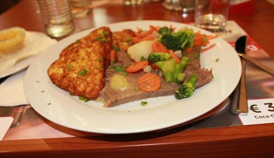Restaurant Lubella: Тафельшпиц