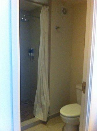 Occidental Cuernavaca: Baño