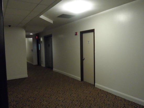 The Hotel 91: corredores