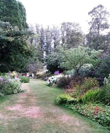 Highclere Castle: Secret garden