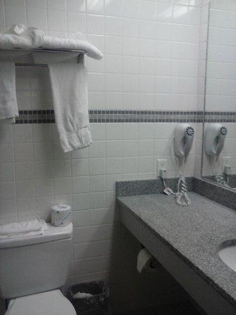 The Hotel 91: banheiro