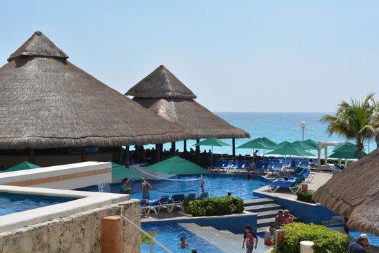 Royal Solaris Cancun : pool