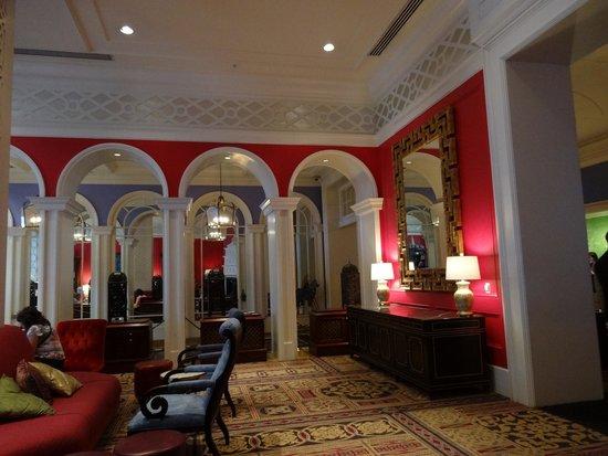 Kimpton Hotel Monaco Portland: Lobby