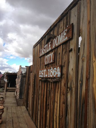 Castle Dome Mines Museum & Ghost Town: Come visit!