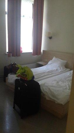 Kolonna Hotel Riga: Good location