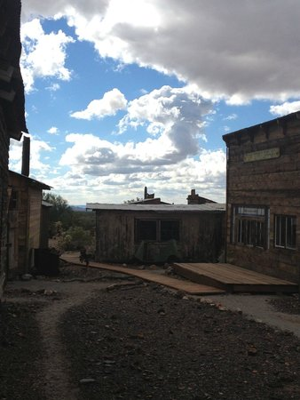 Castle Dome Mines Museum & Ghost Town: Castle Dome...