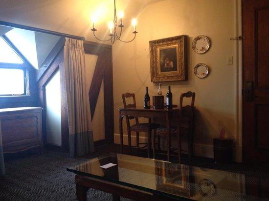Hotel Provincial: Suite