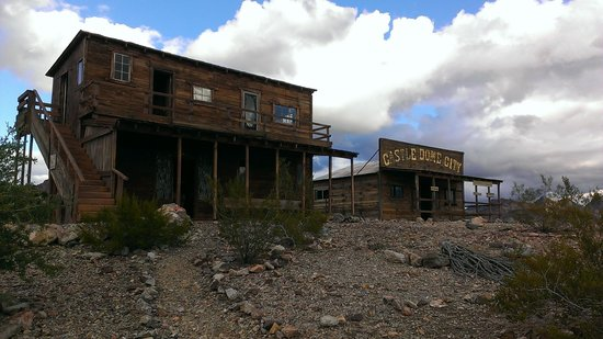 Castle Dome Mines Museum & Ghost Town: Got mail?