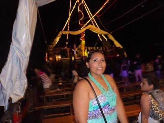 Barco Pirata Jolly Roger Cancún: excelente opción de entretenimiento