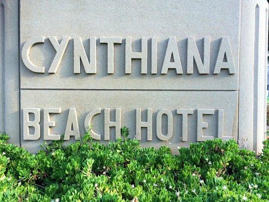 Cynthiana Beach Hotel : Визитная карточка