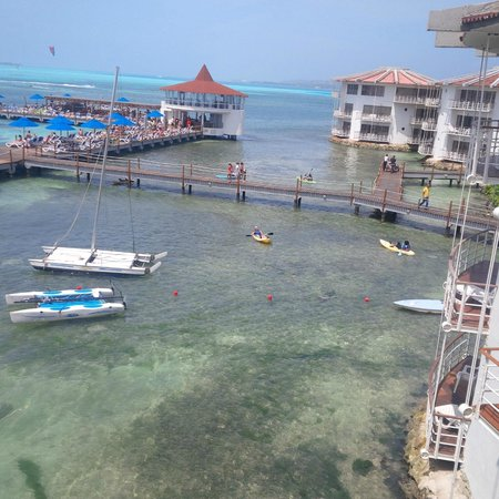 Decameron Aquarium : vista hermosa