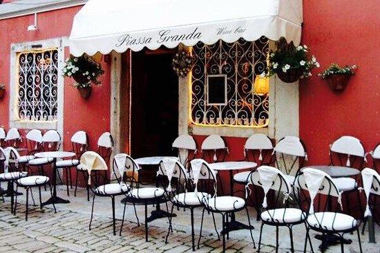 Terrace Piassa Granda