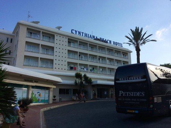 Cynthiana Beach Hotel : Общий вид